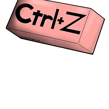 Manual Ctrl+Z  by voodoowalrus