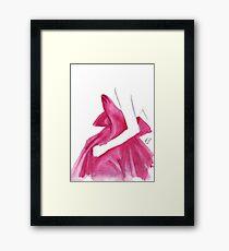 Marchesa Framed Print