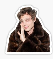 Matthew Gray Gubler being adorable Sticker