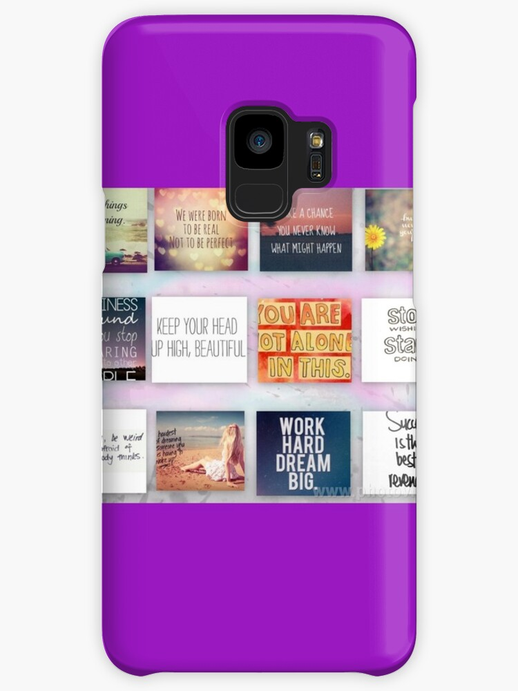 Inspirational Quotes Tumblr Stuff Cases Skins For Samsung Galaxy