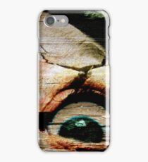 Feels Like I Gotta Lil' Sumthin' In My Eye! iPhone Case/Skin