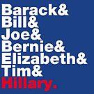 Democrats Helvetica by fishbiscuit