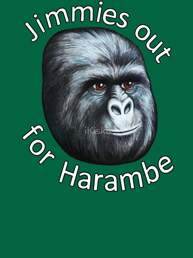 Jimmies out for Harambe - Meme by iKiska