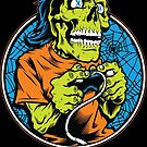 Skull Gamer by cryface