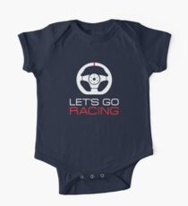 Let's go racing! Kids Clothes