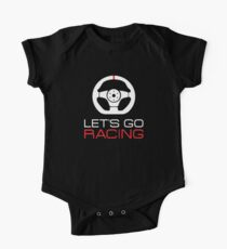 Let's go racing! One Piece - Short Sleeve