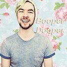 Booper Dooper! Jacksepticye Pastel Sticker by friendlytrash