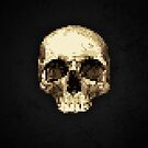 Pixel Skull by SJ-Graphics