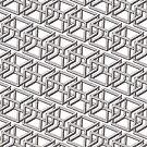 Impossible Cubes by Dragan Radujko