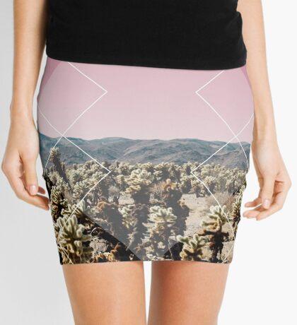 Desert Geo Mini Skirt
