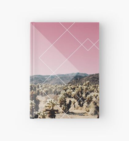 Desert Geo Hardcover Journal