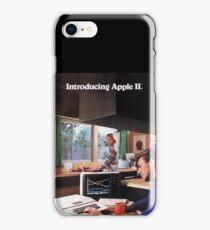 APPLE 2 CLASSIC AD  iPhone Case/Skin
