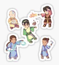 Avatar Stickers Sticker