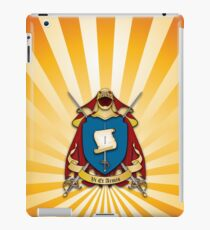 Assume Arms Coat of Arms iPad Case/Skin