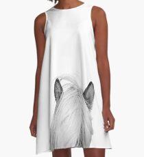 Horse A-Line Dress