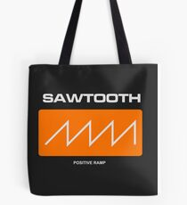 Sawtooth (Positive Ramp) Tote Bag