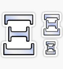 ksi symbol stickers redbubble