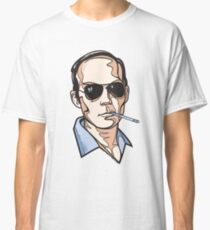 Hunter S. Thompson Classic T-Shirt