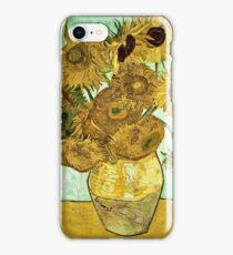 Vincent Van Gogh - Sunflowers 2 1888  iPhone Case/Skin