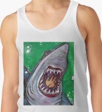 Shark Kill Zone Tank Top