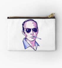 Hunter S. Thompson violet Studio Pouch