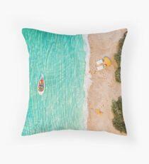 Gold Coast Queensland  Throw Pillow