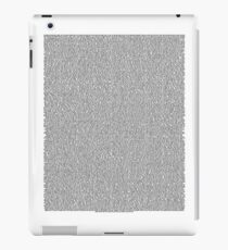 Bee Movie Script (Updated: Check Description For Details) iPad Case/Skin