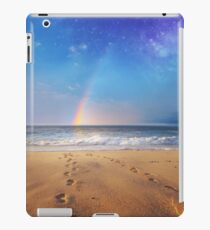 Footprints  iPad Case/Skin