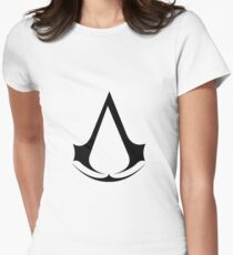 Assassins Creed Insignia Womens Fitted T-Shirt