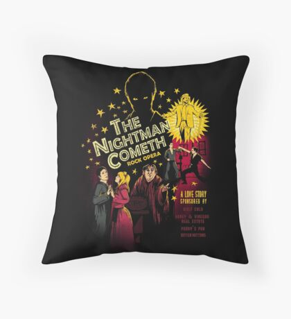 He Cometh Throw Pillow
