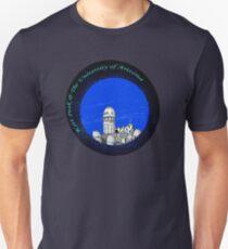 Telescopes on top of Kitt Peak Arizona Unisex T-Shirt