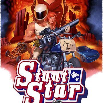 Stunt Star. Tombstone 2000 by ThreePhaseInt