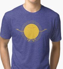 Sun Worshipper Tri-blend T-Shirt
