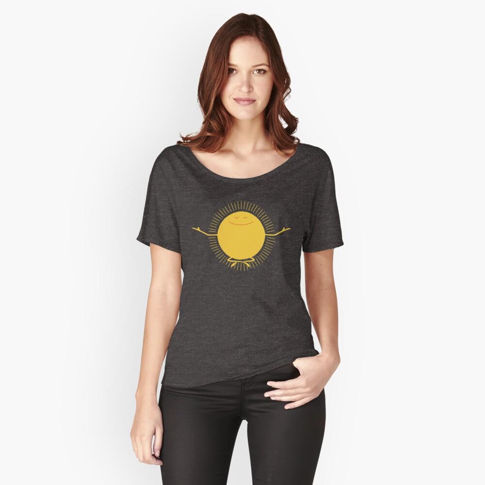 Sun Worshipper Relaxed Fit T-Shirt