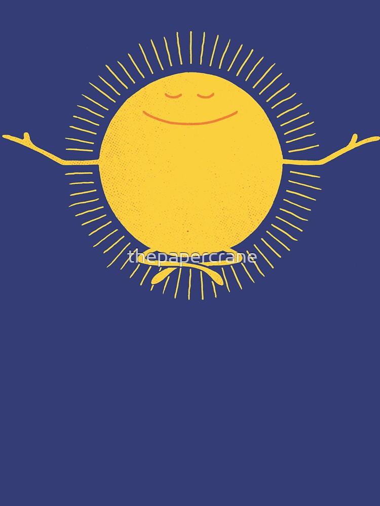 Adorador del sol de thepapercrane