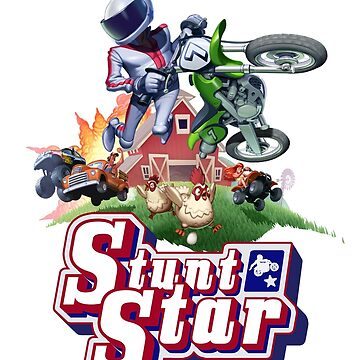 Stunt Star Cornballs 2 by ThreePhaseInt