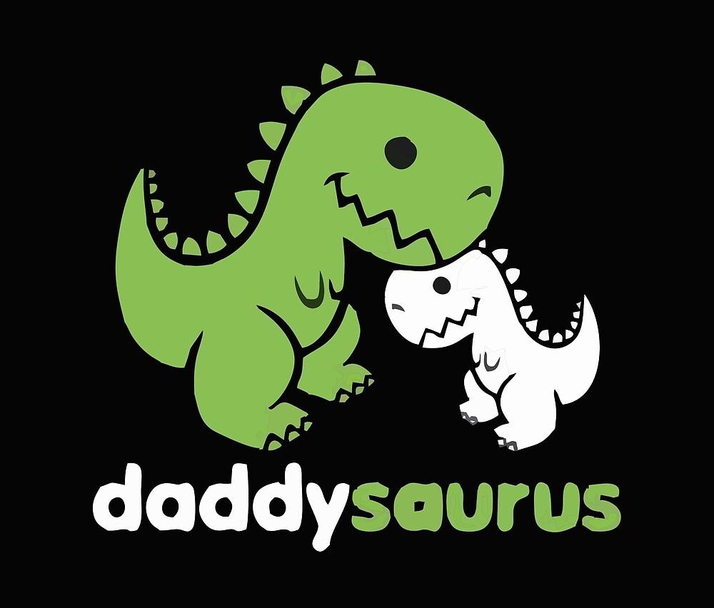 Daddysaurus by moom89