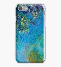 Claude Monet - Wisteria (circa 1925)  iPhone Case/Skin