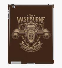 The Washburne Flight Academy iPad Case/Skin