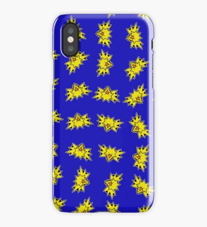 Super Cute Legendary Bird - Team Yellow iPhone Case/Skin