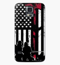 Firefighter - Fireman clothing Case/Skin for Samsung Galaxy