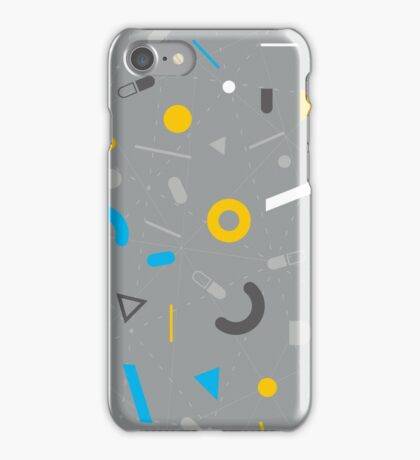 Almost Friday - Grey iPhone Case/Skin