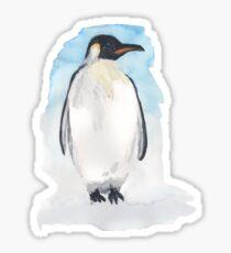 Kaiserpinguin Sticker