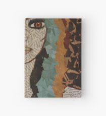 Romana -- A Million Leaves of a Million Words; Autumn in My Hair Hardcover Journal