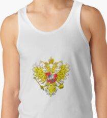 Camiseta de tirantes Stylized coat of arms of Russia