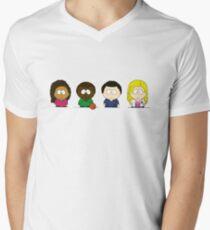 Scrubs Fanart Southpark T-Shirt