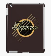flamenco music iPad Case/Skin