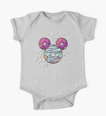Pop Donut -  Berry Frosting One Piece - Short Sleeve