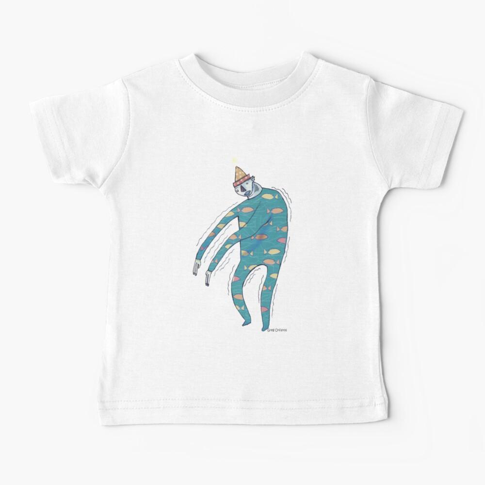 The Shakey Fishman Baby T-Shirt