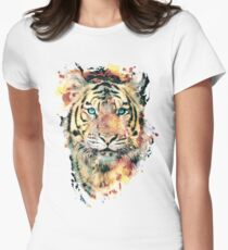 Tiger III Women's Fitted T-Shirt
